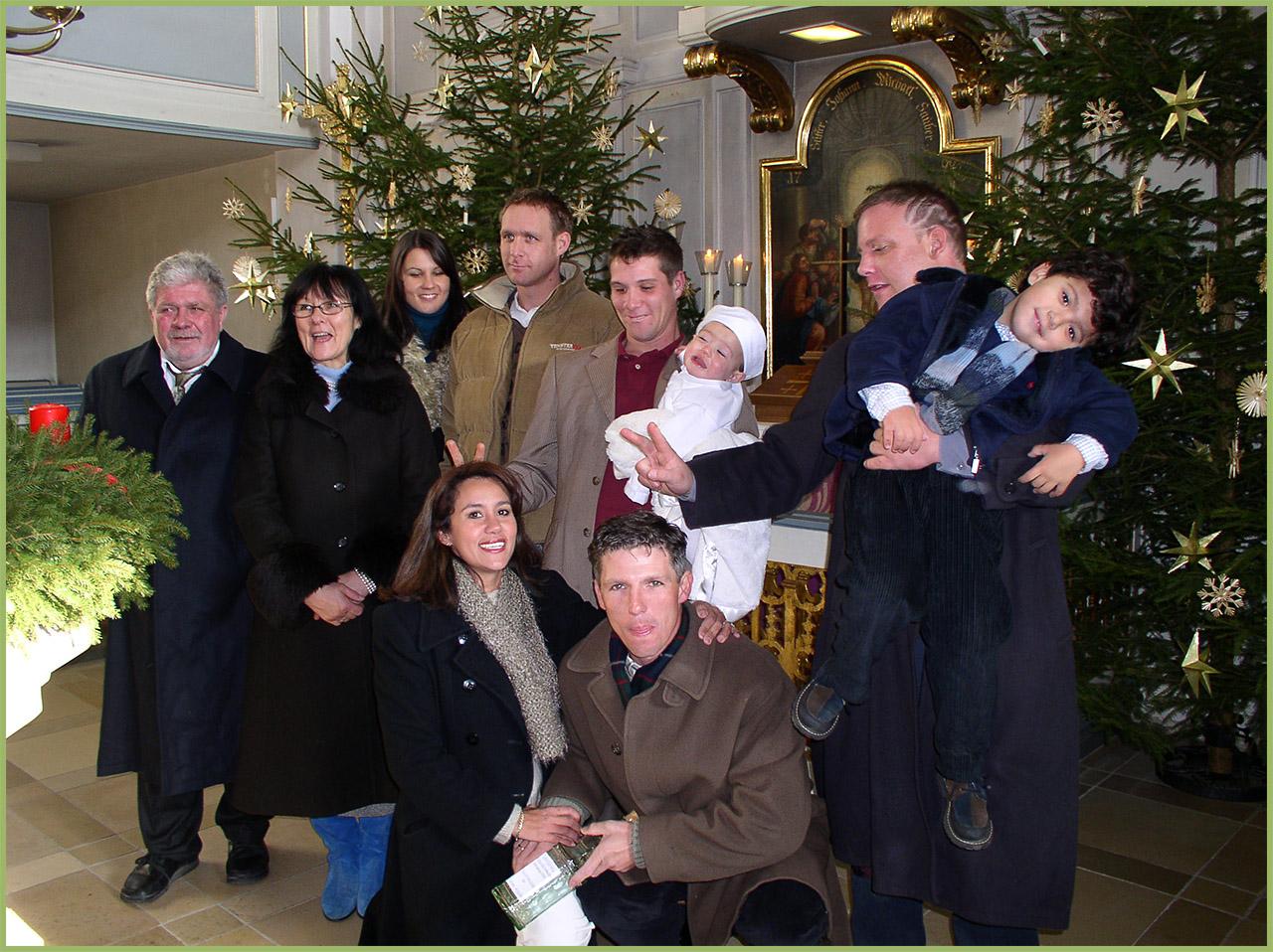 Die Familie vom Hotel Reiterhof Altmühlsee