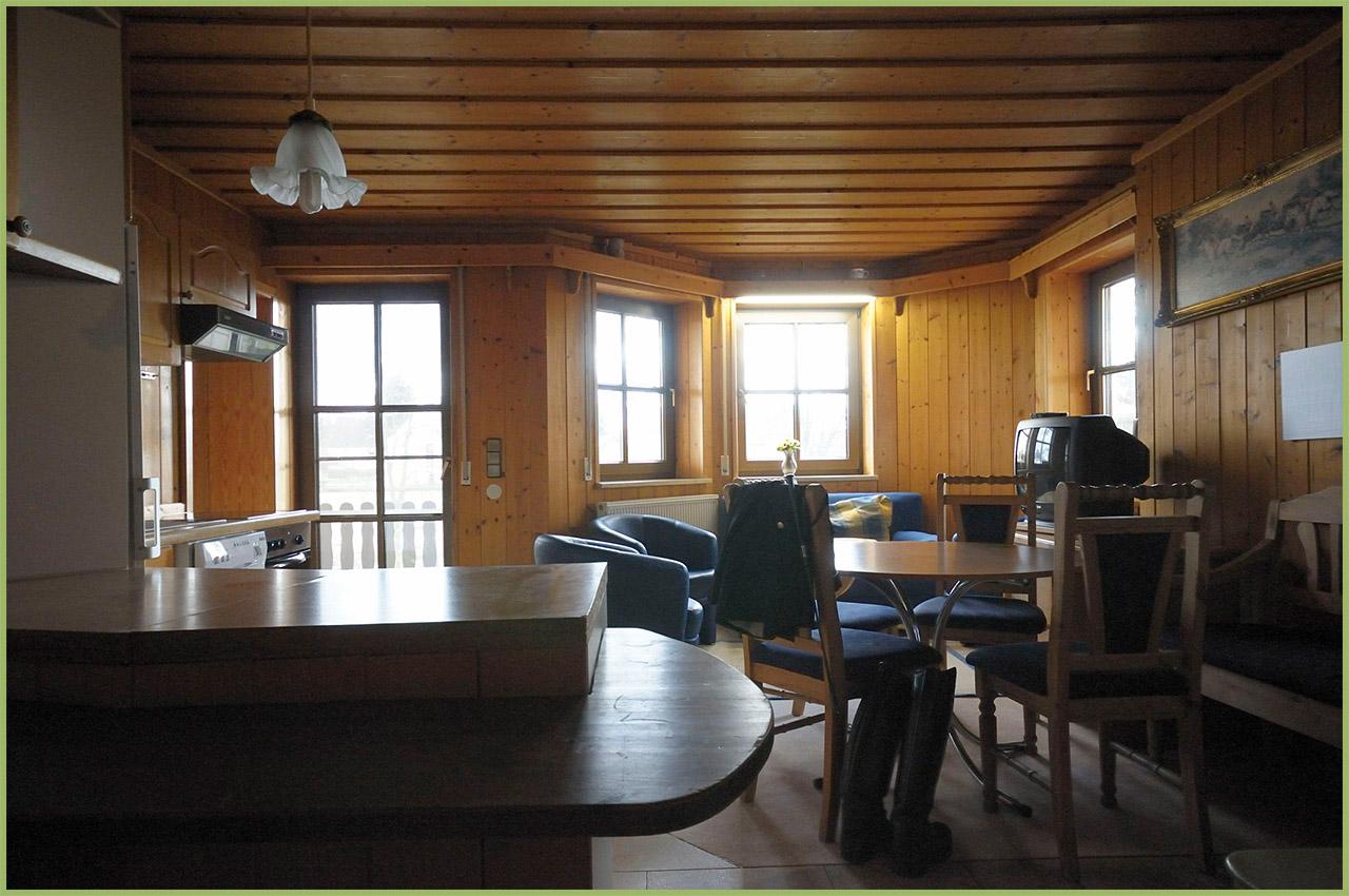 Ansicht Haus 2 Erdgeschoss Ferienwohnung 2 Nr. 1