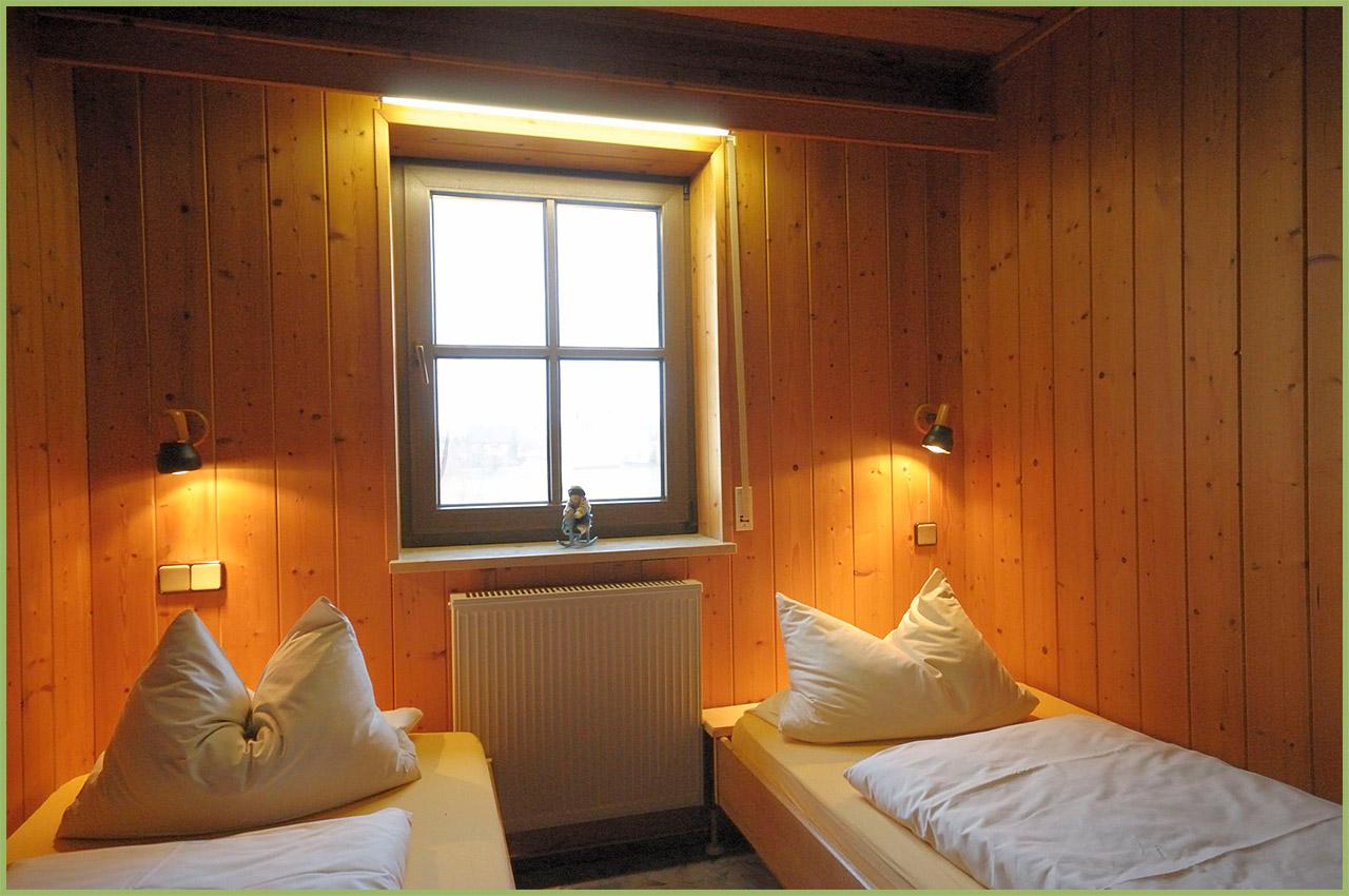 Ansicht Haus 2 Obergeschoss Ferienwohnung 5 Nr. 4