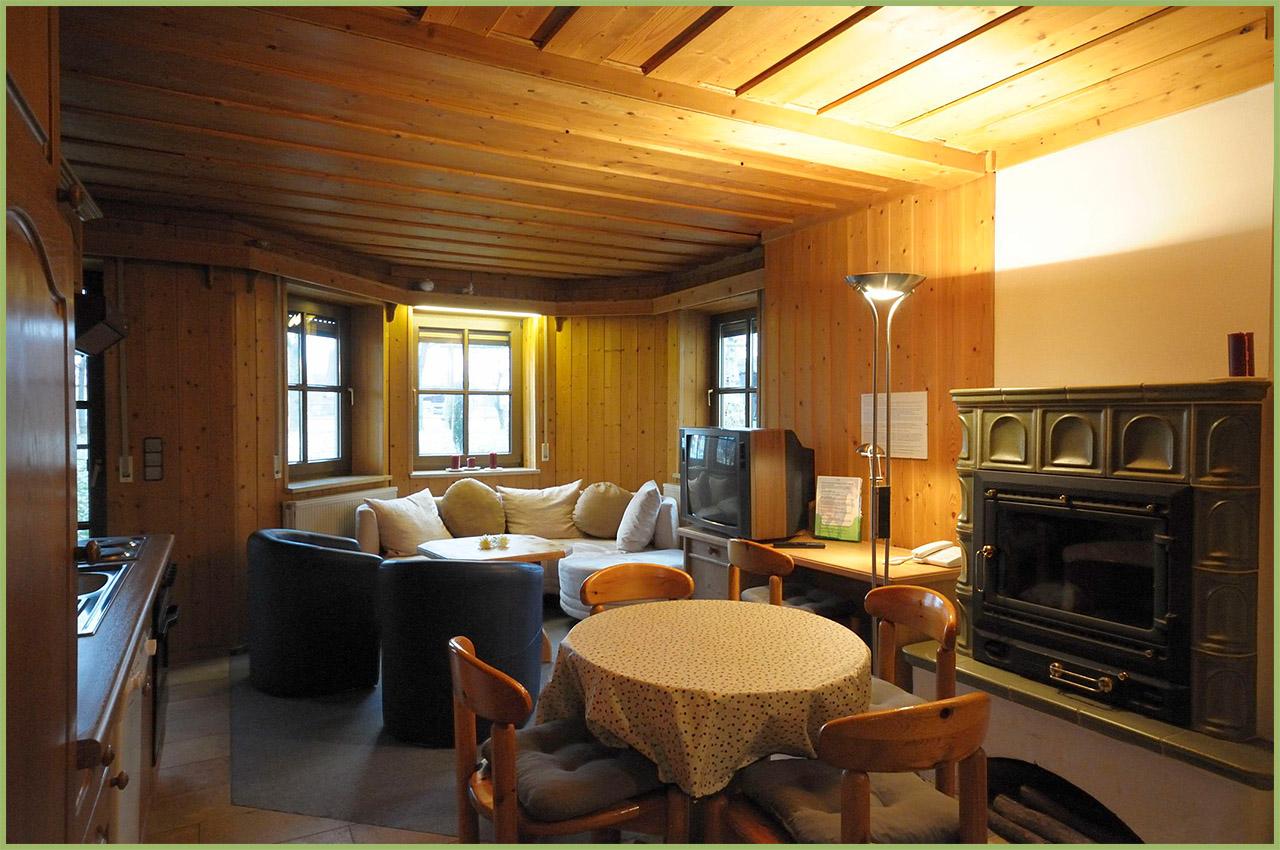 Ansicht Haus 2 Untergeschoss Ferienwohnung 20 Nr. 1