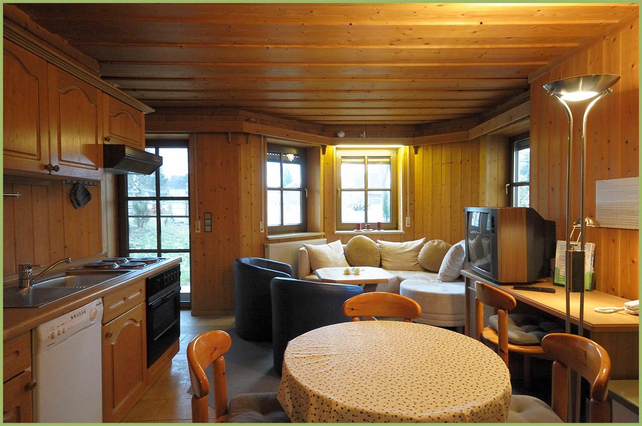 Ansicht Haus 2 Untergeschoss Ferienwohnung 20 Nr. 2