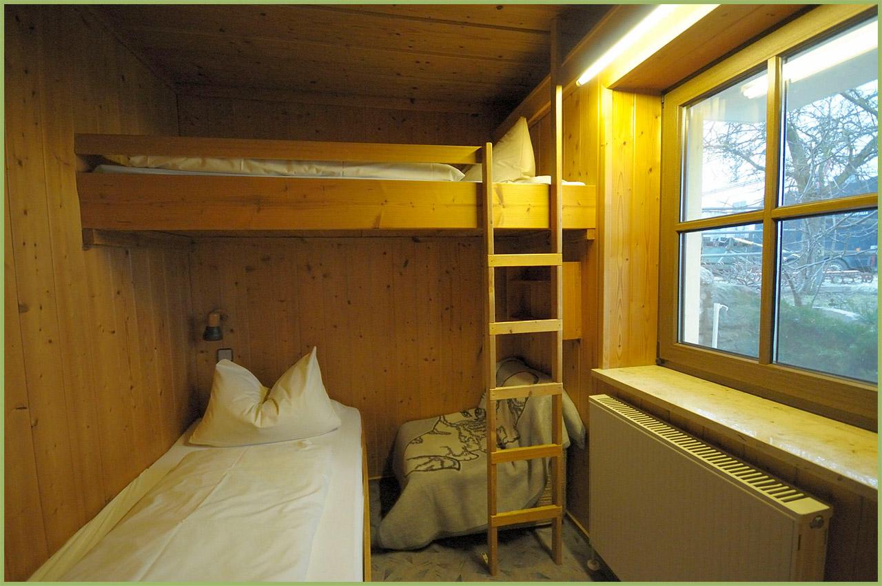 Ansicht Haus 2 Untergeschoss Ferienwohnung 20 Nr. 4